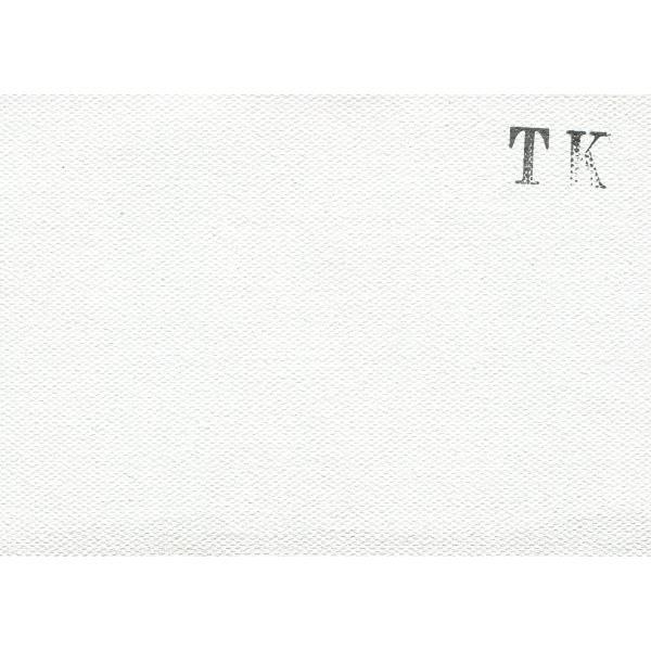 画材 油絵 アクリル画用 張りキャンバス 綿化繊 綿化繊混紡染 TK (F,M,P)0号サイズ 10枚セット touo