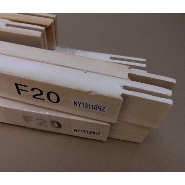 画材 木枠 桐製木枠 フレーム F4|touo|02