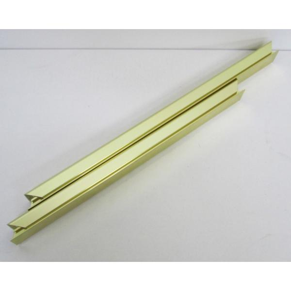 額縁 油彩額 油絵額縁 アルミフレーム F30 S25 「プット28」 ゴールド|touo|03