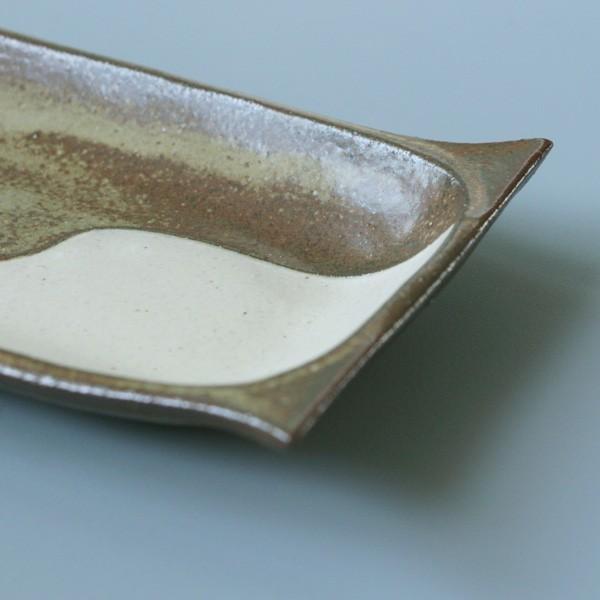 よしざわ窯 益子焼 oldwhite ペンギン皿 中皿|tourbillon-shop|05