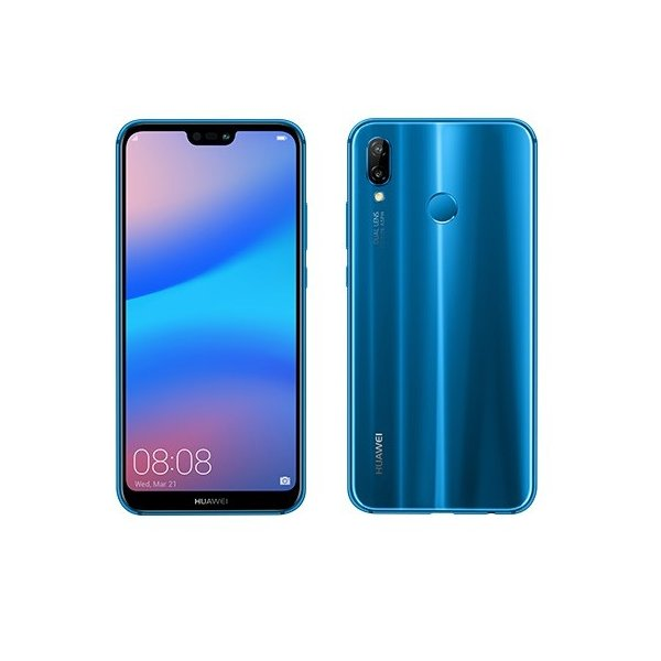 HUAWEI P20 lite 32GB クラインブルー 楽天モバイルの画像