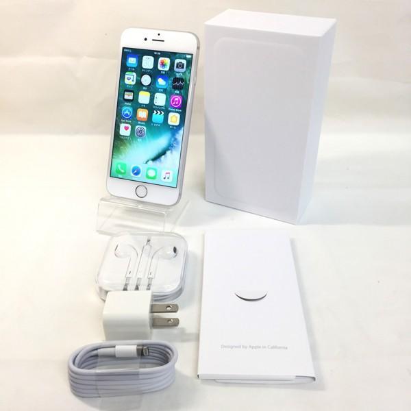 【バッテリー1年保証】 【中古 SIMフリー】iPhone6 64GB シルバー ドコモ ソフトバンク au ワイモバイル UQモバイル 楽天モバイル 格安SIM対応 送料無料|towayshop|02