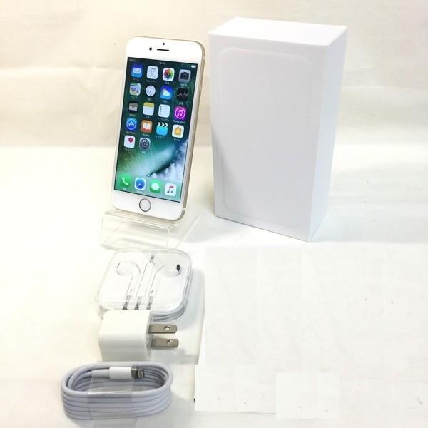 【SIMフリー】 iPhone6s 64GB ゴールド 【中古 美品】 sim free ドコモ ソフトバンク au ワイモバイル 格安SIM対応 バッテリー1年保証 送料無料|towayshop|02