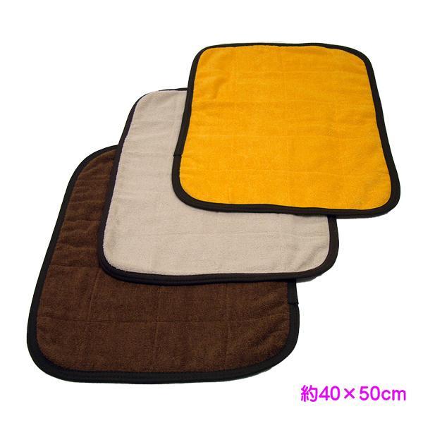 サウナマット ミニタイプ スレン染め 業務用、家庭用兼用 約40×50cm 3色展開