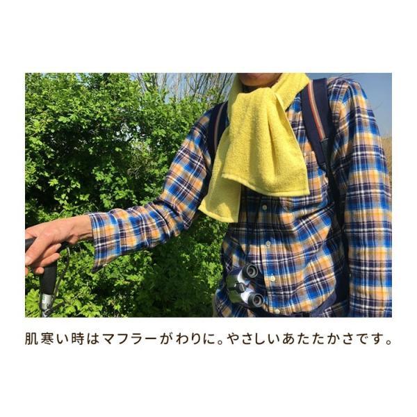 スポーツタオル 日本製 ハイキングカラー 約34×120cm towelmall 04