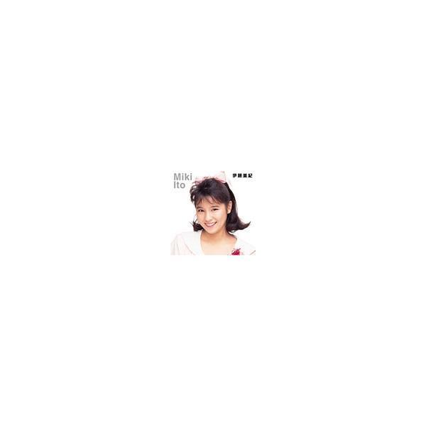 伊藤美紀 アイドル ミラクルバイブルシリーズ 伊藤美紀<完全生産限定盤> CD