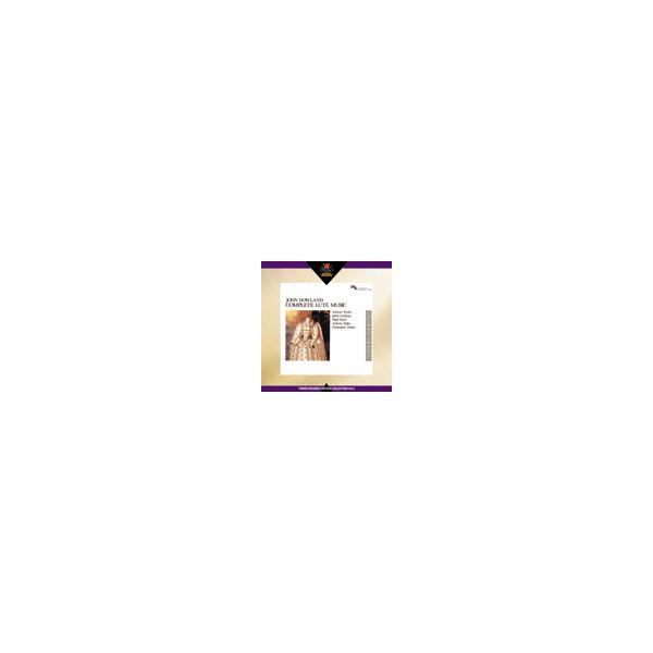ナイジェル・ノース ダウランド: リュート曲全集 (全92曲)<タワーレコード限定> CD