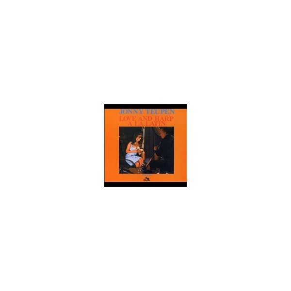 Jonny Teupen Love And Harp A La Latin  LP