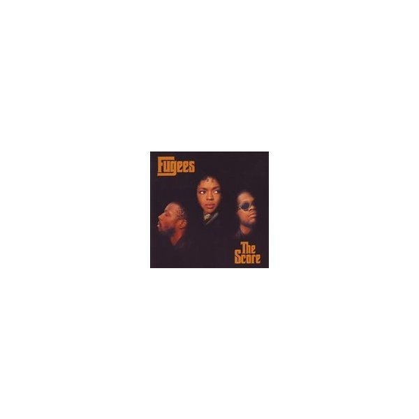 The Fugees The Score CD