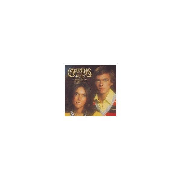 Carpentersカーペンターズ40/40〜ベスト・セレクションSHM-CD