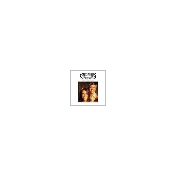 Carpentersカーペンターズ〜20/20ベスト・オブ・ベスト・セレクションSHM-CD