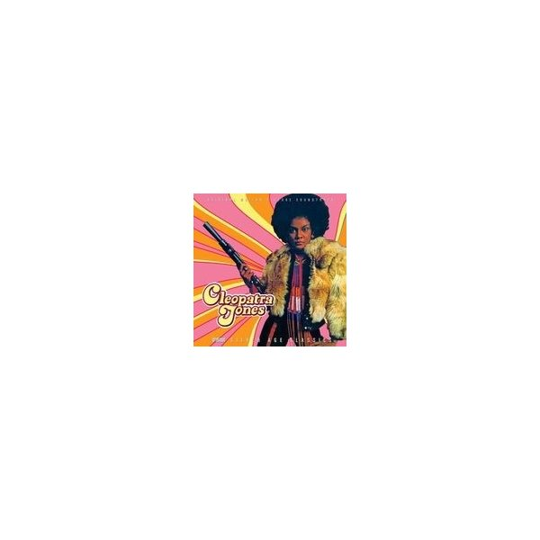 J.J. Johnson Cleopatra Jones / Cleopatra Jones And The Casino Of Gold CD