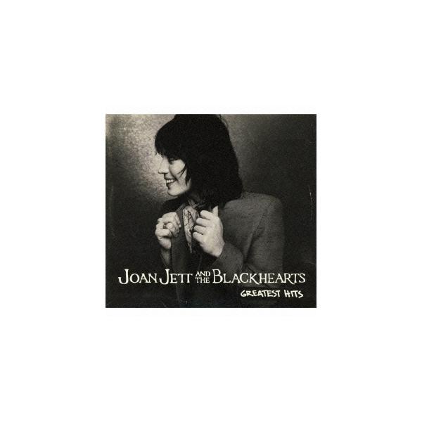 Joan Jett & The Blackhearts グレイテスト・ヒッツ CD