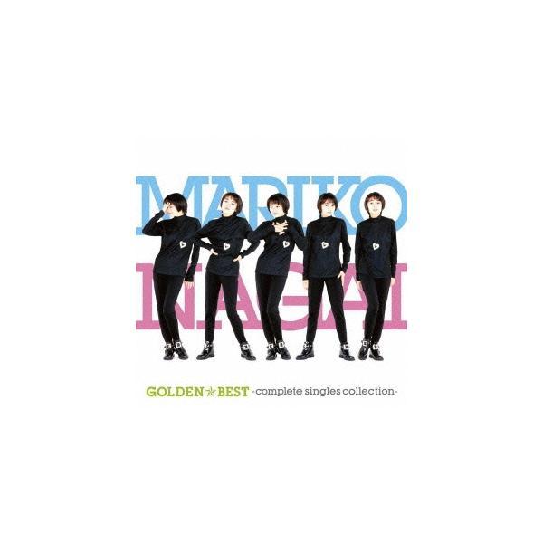 永井真理子ゴールデン ベスト永井真理子-completesinglescollection-CD