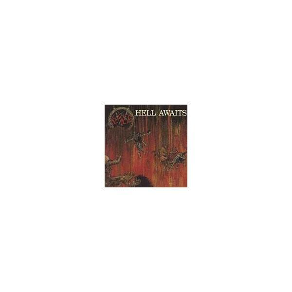 Slayer Hell Awaits (Metal Blade) CD
