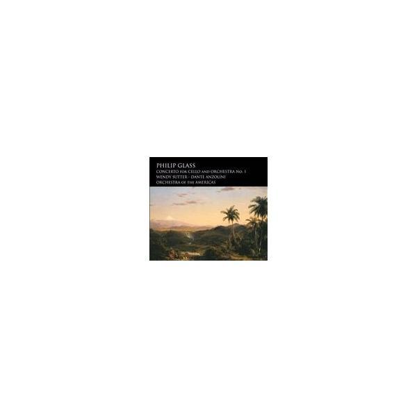 ウェンディ・サッター Philip Glass: Cello Concerto No.1 CD