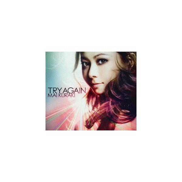 倉木麻衣TRYAGAIN[CD+DVD]<初回 盤>12cmCDSingle