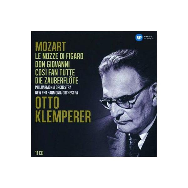 オットー・クレンペラー Mozart Operas<限定盤> CD