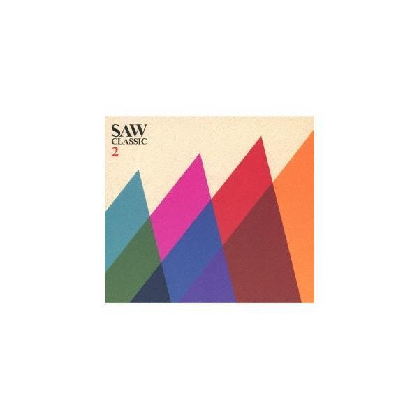 サキタハヂメ SAW CLASSIC 2 CD