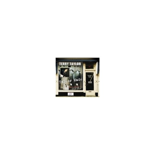 Terry Taylor (Blues) Taylor Made CD