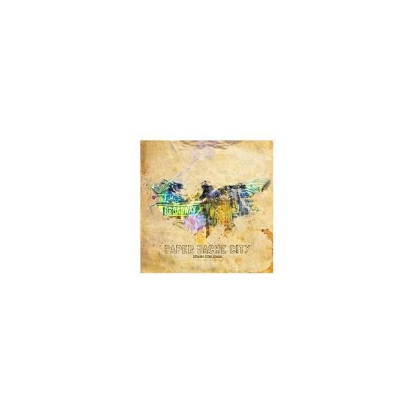 Briana Cowlishaw Paper Mache City CD