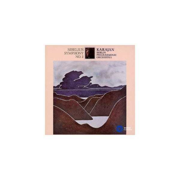 ヘルベルト・フォン・カラヤン シベリウス:交響曲 第2番 CD