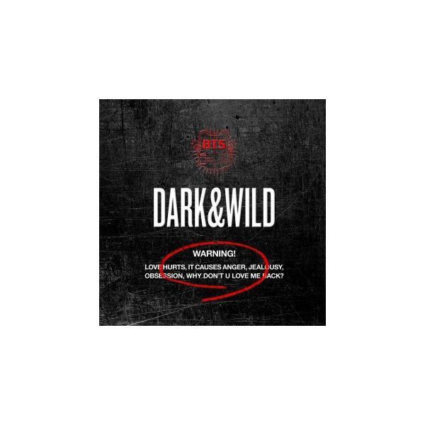 BTS Dark & Wild: BTS Vol.1 CD