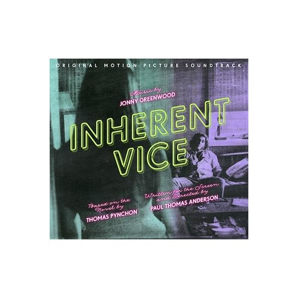 Jonny Greenwood Inherent Vice CD