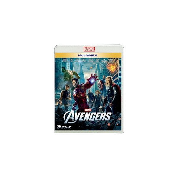 アベンジャーズMovieNEX[Blu-rayDisc+DVD]Blu-rayDisc※特典あり