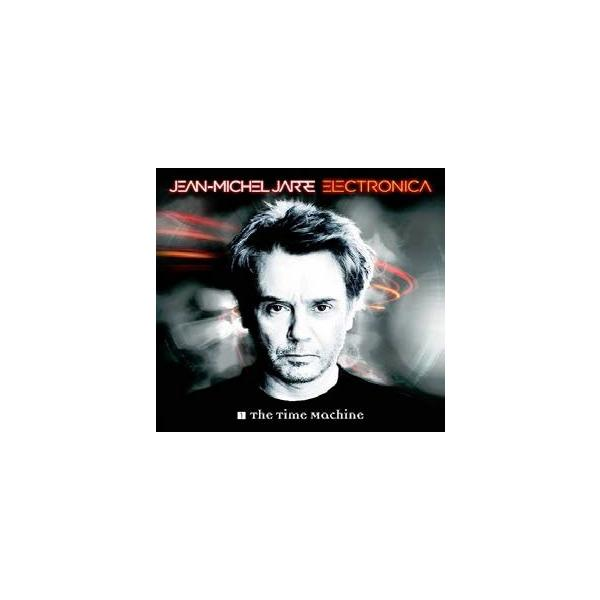Jean Michel Jarre Electronica 1: The Time Machine<完全生産限定盤> CD