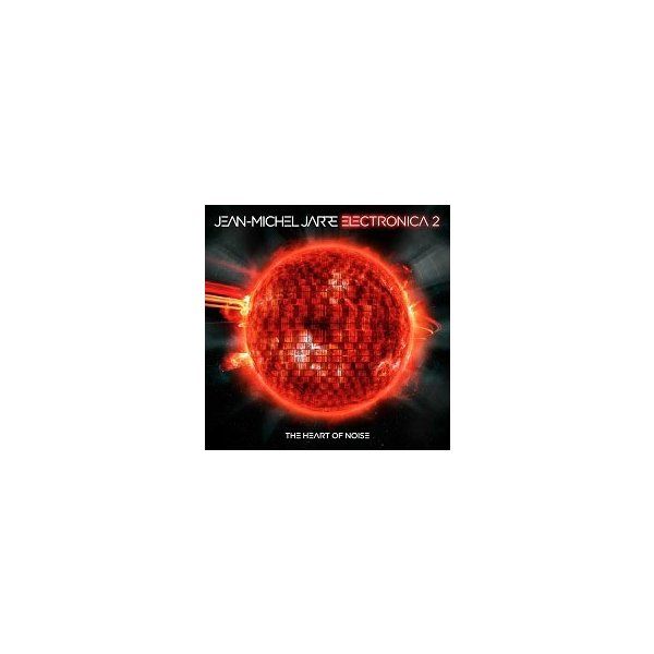 Jean Michel Jarre Electronica 2: The Heart of Noise<完全生産限定盤> CD