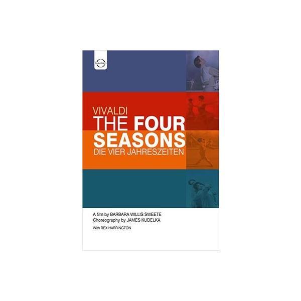 カナダ・ナショナル・バレエ Vivaldi: The Four Seasons DVD