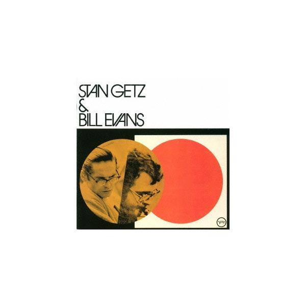 StanGetzスタン・ゲッツ&ビル・エヴァンス+5SHM-CD