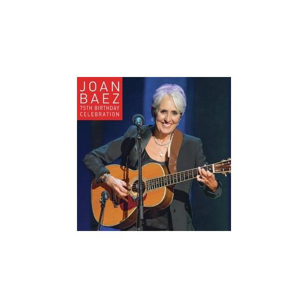 Joan Baez 75th Birthday Celebration CD