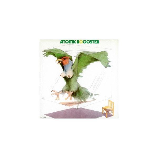 Atomic Rooster アトミック・ルースター・ファースト・アルバム SHM-CD