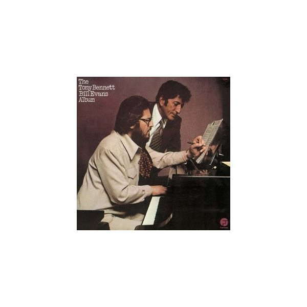TonyBennettトニー・ベネット&ビル・エヴァンスSHM-CD