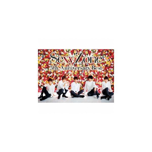 Sexy Zone Sexy Zone 5th Anniversary Best [2CD+DVD+5th Anniversary メモリアルフォトブック]<初回限定盤A> CD ※特典あり