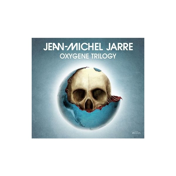 Jean Michel Jarre Oxygene Trilogy CD