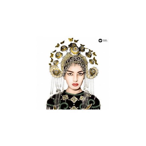 マリア・カラス ライヴ&アライヴ〜没後40年記念 究極のライヴ・ベスト CD