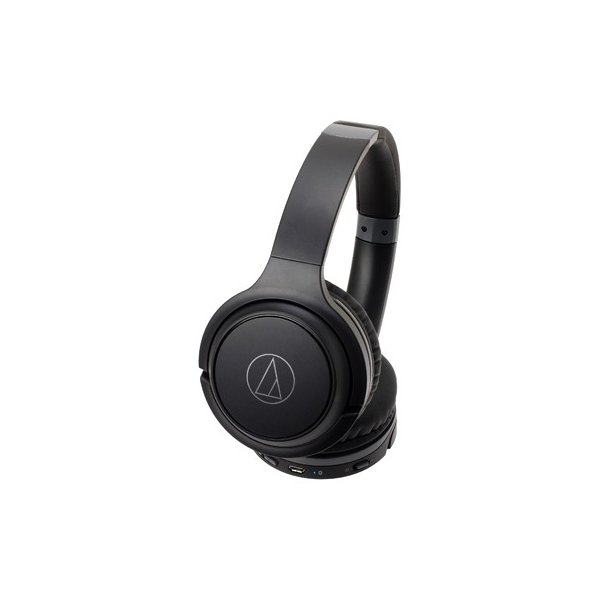 audio-technica ワイヤレスヘッドホン ATH-S200BT ブラック Headphone/Earphone
