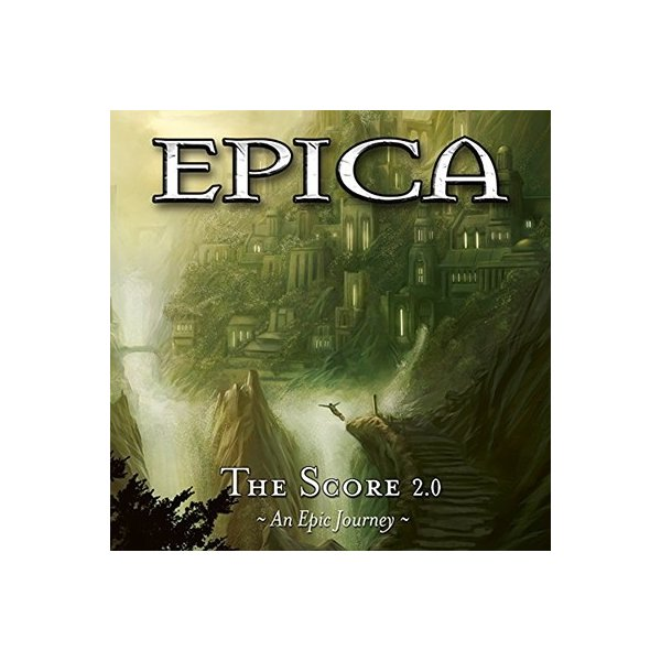 Epica The Score 2.0: The Epic Journey CD