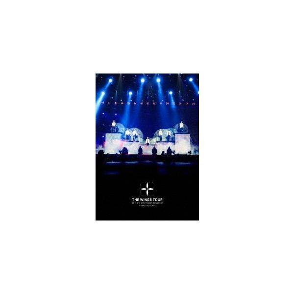 BTS 2017 BTS LIVE TRILOGY EPISODE III THE WINGS TOUR 〜JAPAN EDITION〜<通常盤> Blu-ray Disc