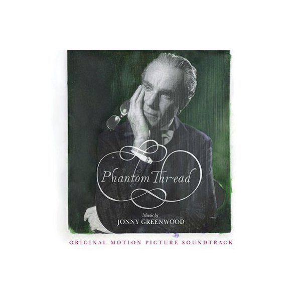 Jonny Greenwood Phantom Thread CD