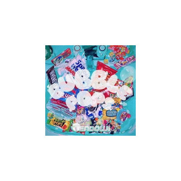 TENDOUJI BUBBLE POPS [CD+DVD] 12cmCD Single
