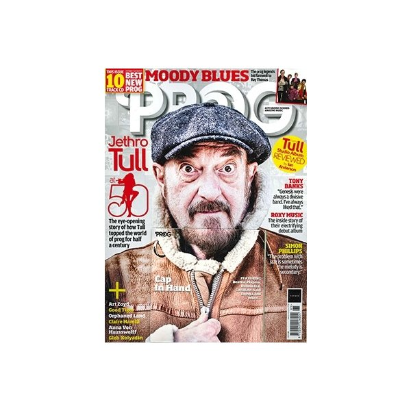 CLASSIC ROCK PRESENTS-PROG No.85 Magazine