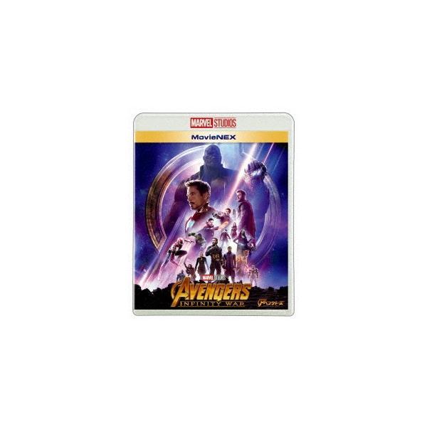 アベンジャーズ/インフィニティ・ウォーMovieNEX[Blu-rayDisc+DVD]Blu-rayDisc※特典あり