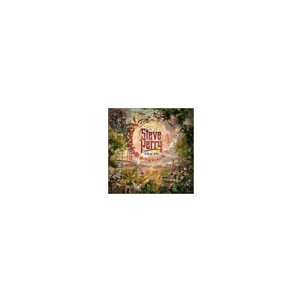 Steve Perry (Journey) Traces LP