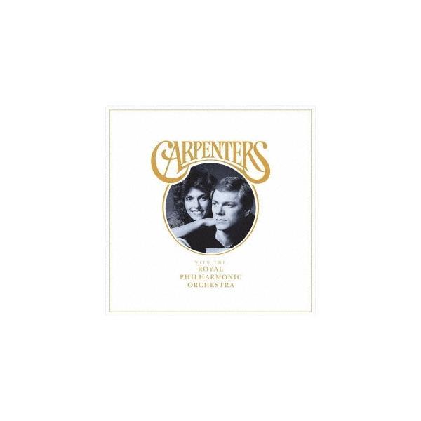 Carpentersカーペンターズ・ウィズ・ロイヤル・フィルハーモニー管弦楽団SHM-CD