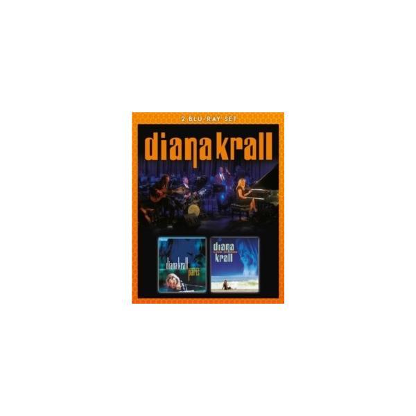 Diana Krall Live In Paris & Live in Rio Blu-ray Disc
