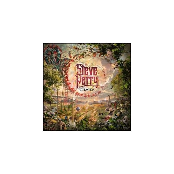 Steve Perry (Journey) Traces CD